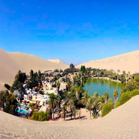 HUACACHINA OASIS EXPERIENCE