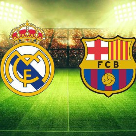 MARCH 2020 - REAL MADRID - FC BARCELONA